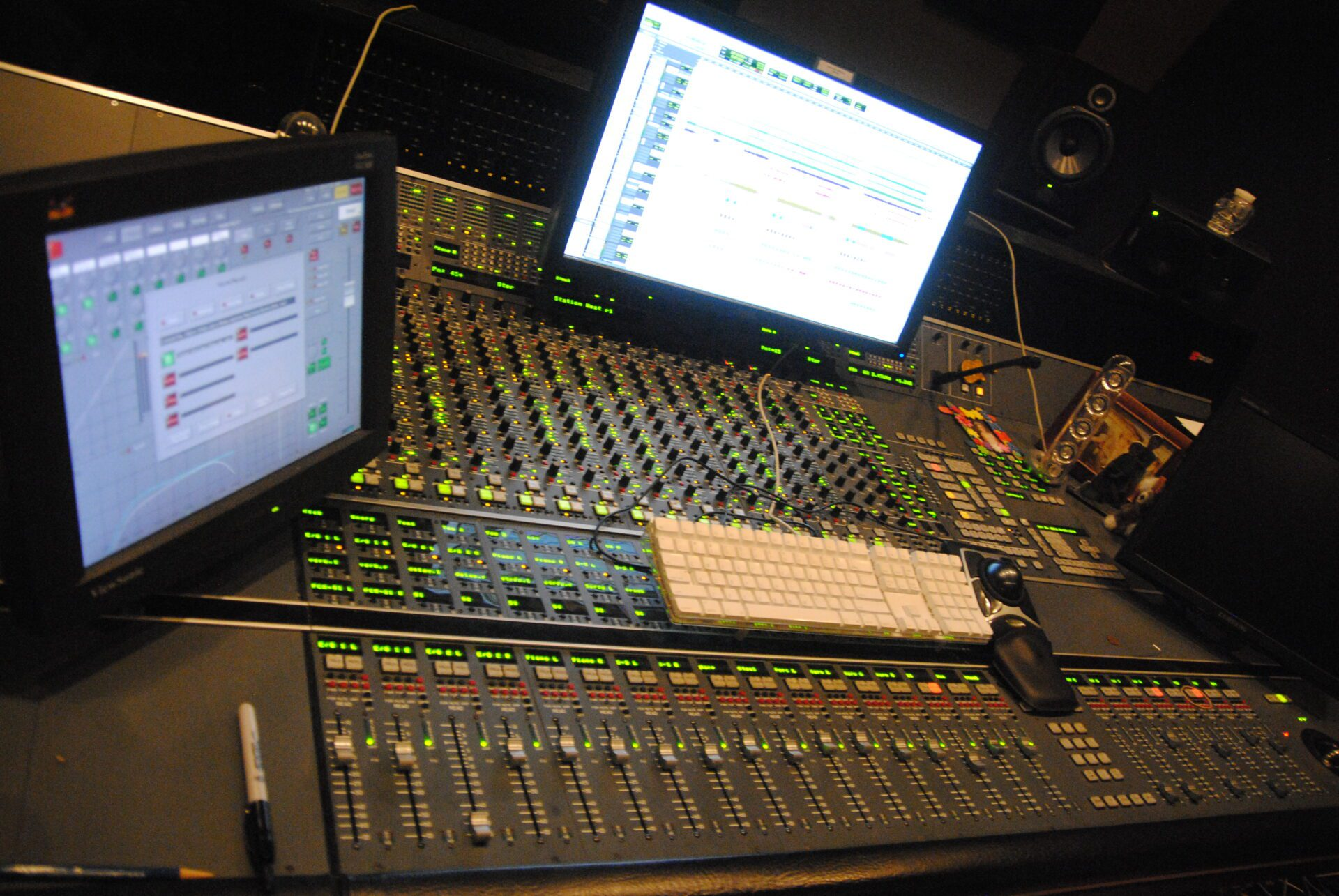 Station west series 12 2 for live and audio post production Nashville TN
